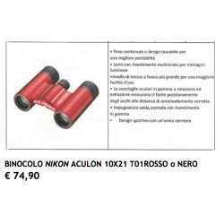 BINOCOLO NIKON ACULON 10X21